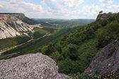 Valley Ashlama-Dere — Stock Photo