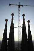 Sagrada Familia 10 — Stock fotografie