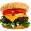 Juicy burger — Stock Photo #2904991