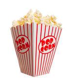 Wide popcorn — Stock Photo
