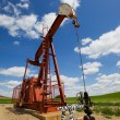 Pump jack — Stock Photo #2965945