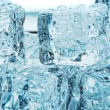 Stock Photo: Ice melt