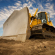 Bulldozer — Stock Photo #2966376