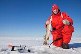 Fishermans catch — Stock Photo
