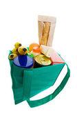 Grocery bag — Stock Photo