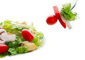 Salad appetizer — Stock Photo