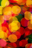 Christmas light background — Photo