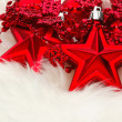Christmas Star Decoration — Lizenzfreies Foto
