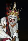 Beast - Balinese dancer — Zdjęcie stockowe
