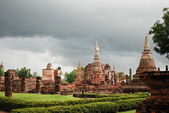 Thailand's first capital — Stockfoto