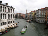 Venetian canals — Stock Photo