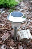 Lámpara de jardín — Foto de Stock