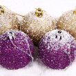Christmas balls — Stock Photo #3018695