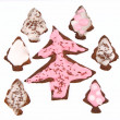 Christmas cookies — Stockfoto #3018908