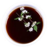 Bowl of tea — Stock Photo