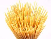 Raw spaghetti — Stock Photo