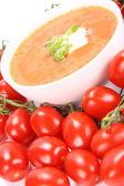 Tomato soup — Foto de Stock