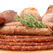 Royalty-Free Stock Photo: Selection of cold meat