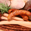 Selection of cold meat - Foto de Stock