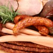 Selection of cold meat - Photo