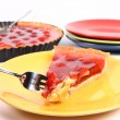 Strawberry Tart - Stockfoto