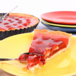Strawberry Tart - Lizenzfreies Foto