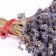 Stock Photo: Bunch of dried lavender