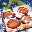 Plum Pie - Stockfoto