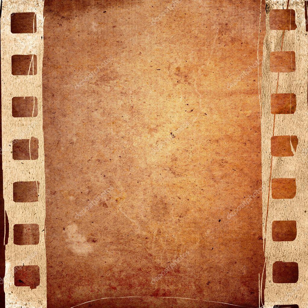 Grunge film çerçeve efekti — Stok Foto © ilolab #2976578