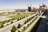 Naqsh-i jahan quadrat in isfahan — Stockfoto