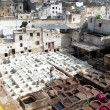 Fez Morocco - medina. - Stock Photo