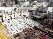 Fez Morocco - medina. — Stock Photo