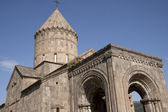 Old monastyr - Tatev — Stock Photo