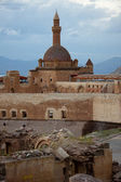 Old castle - Ishak Pasha Palace — Stock Photo