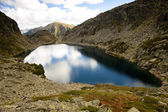 Couart lake - Andorra — Stock Photo