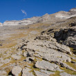 Stock Photo: Monte Perdido massif