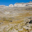 Monte Perdido massif — Stock Photo