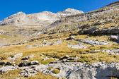 Parque nacional montaña - ordesa — Foto de Stock