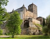 View of hrad kost castle — Stock Photo