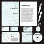 Vector business templates — Stock Vector #3008946