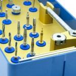 Instrument for dental implantology — Stock Photo #2984518