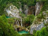 Plitvice Lakes National Park in Croatia. — Stock Photo