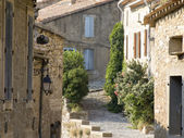 Little village in the provence — Stock Photo
