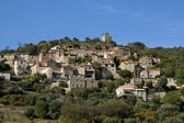 Old village in the languedoc — Stock Photo