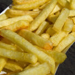 Pommes frites — Stock Photo