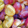 Mellow plums — Stock Photo