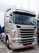 Cabine de caminhão — Foto Stock