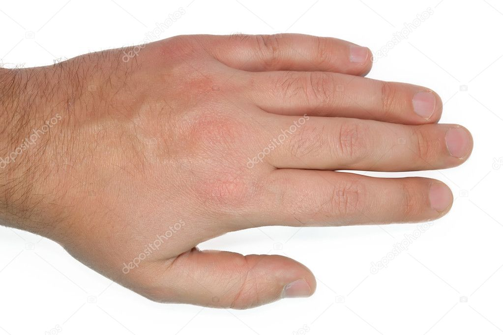Mans hand — Stock Photo © Sheval #2951790 Hand
