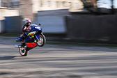 Street rider — Stock Photo