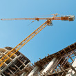 Building crane 2 — Stock Photo #3128671